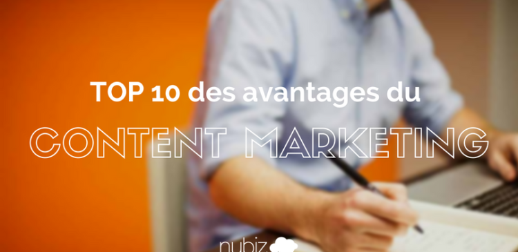 avantages du content marketing