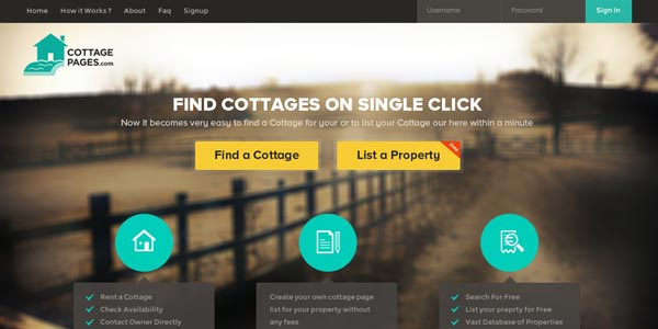 cottagepages